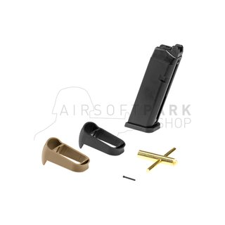 WE17 Co2 Magazine Kit Black