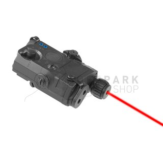 AN/PEQ-15 LA-5 Module Red Laser Black