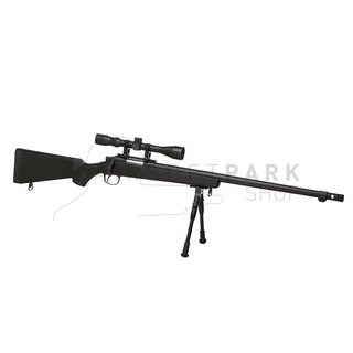 SR-4 Sniper Rifle Set Black