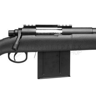 M40 A3 Co2 Sniper Rifle Black