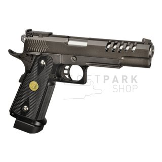 Hi-Capa 5.1 K Full Metal GBB Black
