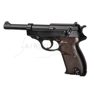 Walther P38 GBB Black