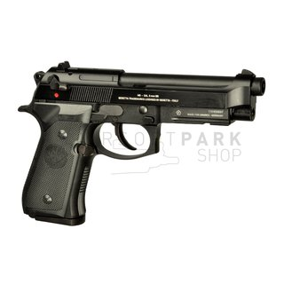 Beretta M9 Full Metal GBB Black