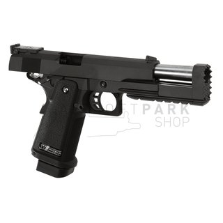 Hi-Capa 5.2 K Full Metal GBB Black