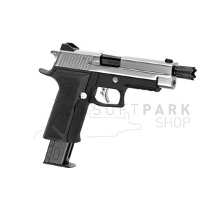 P226 Virus Full Metal GBB in LED Box Dual Tone