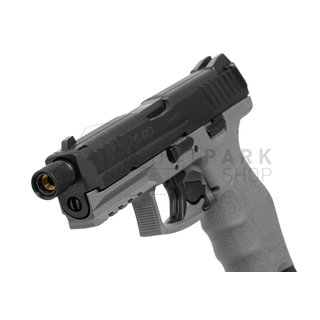 H&K VP9 DX Tactical Metal Version GBB Grey