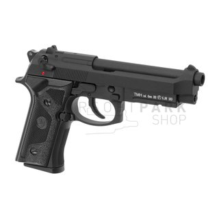 M9 Vertec Full Metal GBB Black