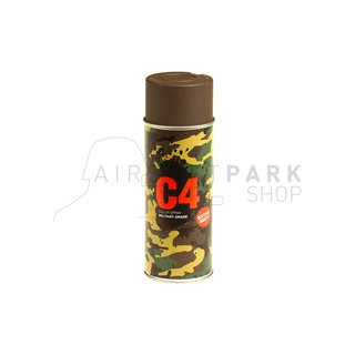 C4 Mil Grade Color Spray RAL 8027