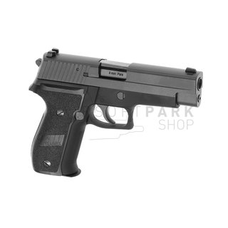 P226 Full Metal GBB Black