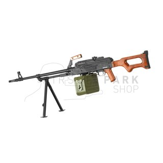 PKM Real Wood Full Metal Black