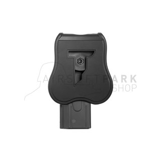 Paddle Holster für WE Hi-Capa / KJW Hi-Capa Black