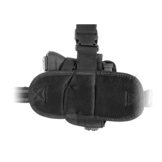 Dropleg Holster Left Black