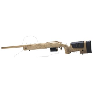 MCM 700X Bolt Action Sniper Rifle Desert